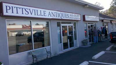Pittsville Antiques - Ocean City, Salisbury Maryland