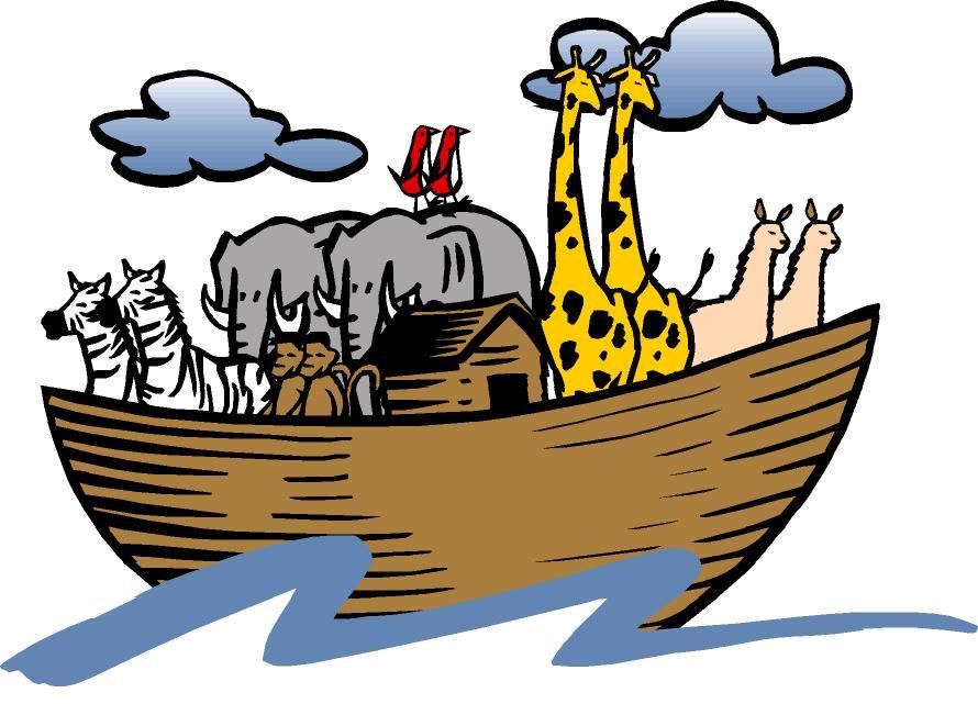 Aboard Noah's Ark